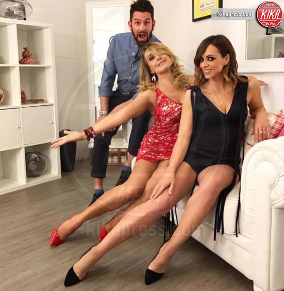 Serena Garitta, Barbara D'Urso - Milano - 20-04-2017 - Le gambe più sexy? Giudicatele voi...