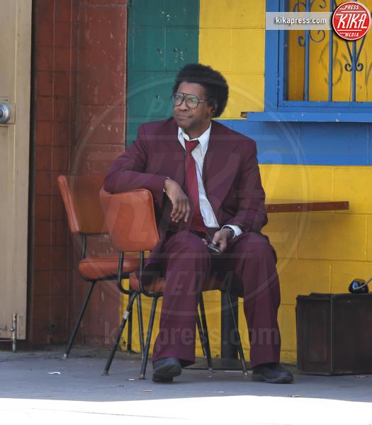 Denzel Washington - Los Angeles - 20-04-2017 - Pettinatura afro e denti sporgenti: Denzel è irriconoscibile