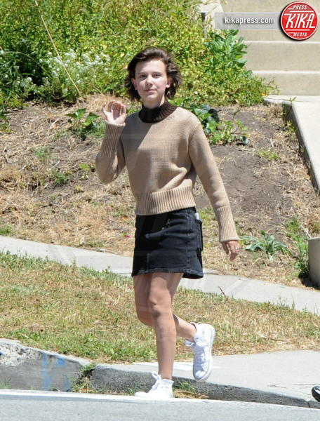 Millie Bobby Brown - Los Angeles - 20-04-2017 - Millie B. Brown danzereccia: Undici come non l'avete mai vista