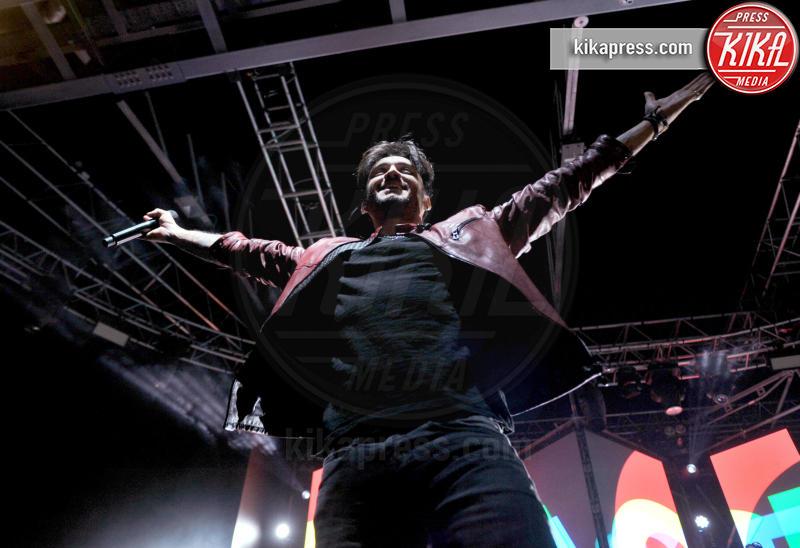 Fabrizio Moro - Milano - 20-04-2017 - Fabrizio Moro: al Fabrique di Milano debutta il nuovo tour