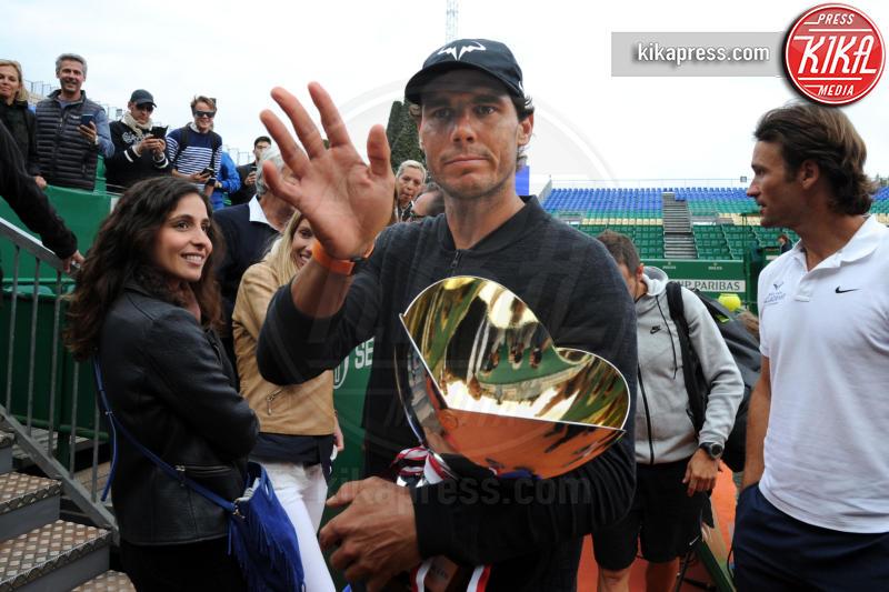 Rafael Nadal - Monte Carlo - 23-04-2017 - Il Principe Alberto incorona Rafael Nadal re di Monte Carlo