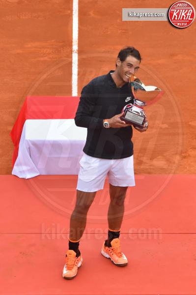 Rafael Nadal - 23-04-2017 - Il Principe Alberto incorona Rafael Nadal re di Monte Carlo