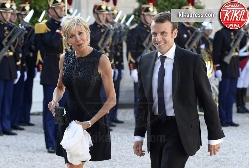 Emmanuel Macron, Brigitte Trogneux - 02-06-2015 - Brigitte Macron: sarà lei la nuova Première Dame di Francia?