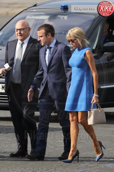 Emmanuel Macron, Brigitte Trogneux - 14-07-2015 - Brigitte Macron: sarà lei la nuova Première Dame di Francia?