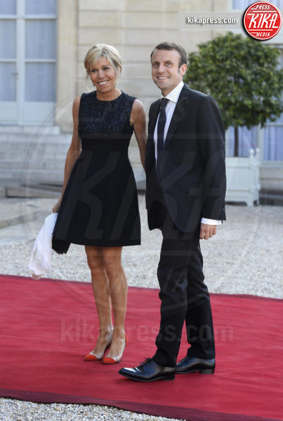 Emmanuel Macron, Brigitte Trogneux - 02-06-2015 - Da Halle Berry a Brigitte Macron: le donne amano i giovani