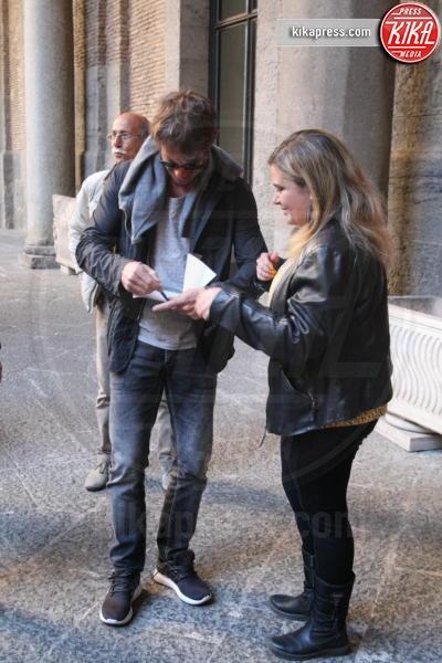 Giorgio Pasotti - Napoli - 24-04-2017 - Cristiano De André chiude il Festival MANN/Muse al Museo