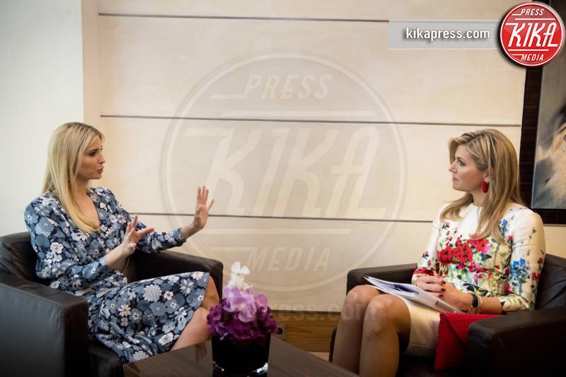 G20 Women Summit, Regina Maxima d'Olanda, Ivanka Trump - Berlino - 25-04-2017 - G20 Women Summit: Invanka Trump difende il padre... contro tutte