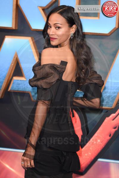 Zoe Saldana - Londra - 24-04-2017 - Rivelazioni piccanti: le star più disinibite di Hollywood