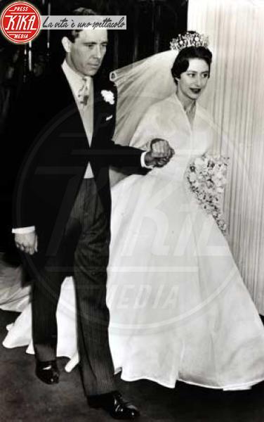 Lord Snowdon, principessa Margaret - 27-04-2017 - Da Kate a Lady D, gli abiti da sposa Windsor più belli
