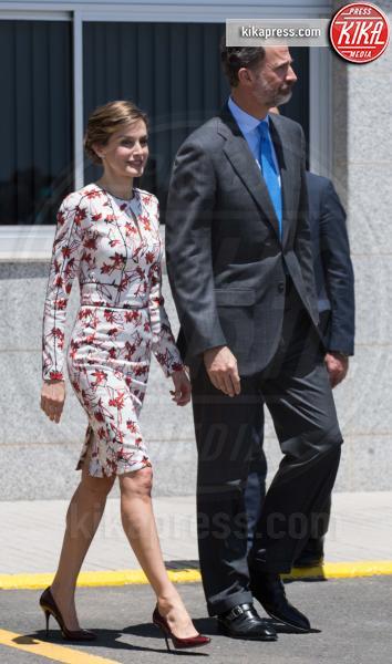 Re Felipe di Borbone, Letizia Ortiz - Gran Canaria - 24-04-2017 - Letizia di Spagna, regina di stile con genio e... regolatezza!
