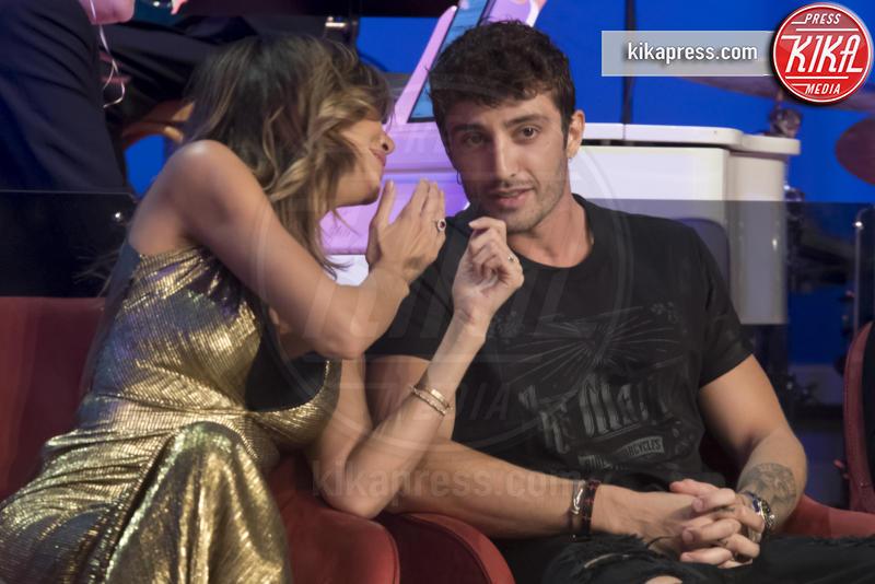 Andrea Iannone, Belen Rodriguez - Roma - La trasformazione di Andrea Iannone in... Fabrizio Corona!