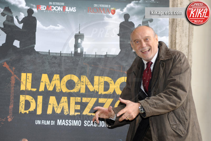 Massimo Bonetti - Roma - 27-04-2017 - Il Mondo di Mezzo: arriva al cinema Mafia Capitale
