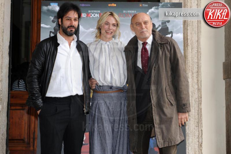 Laura Forgia, Massimo Bonetti, Matteo Branciamore - Roma - 27-04-2017 - Il Mondo di Mezzo: arriva al cinema Mafia Capitale