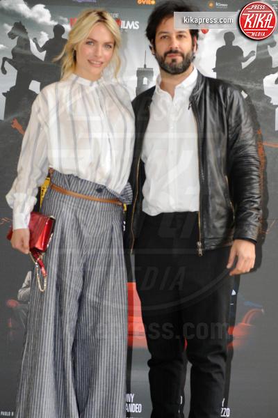 Laura Forgia, Matteo Branciamore - Roma - 27-04-2017 - Il Mondo di Mezzo: arriva al cinema Mafia Capitale