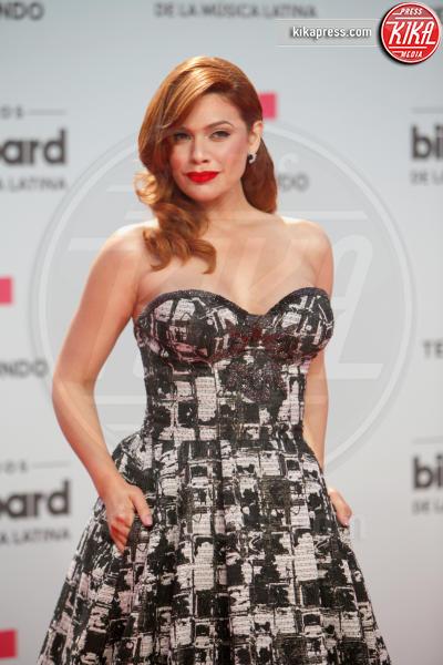 Angelica Celaya - Coral Gables - 28-04-2017 - Billboard Latin Music Awards: J Lo cambia look, ma è sempre sexy