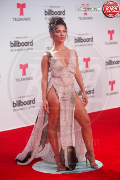 Monique Gonzalez - Coral Gables - 28-04-2017 - Billboard Latin Music Awards: J Lo cambia look, ma è sempre sexy