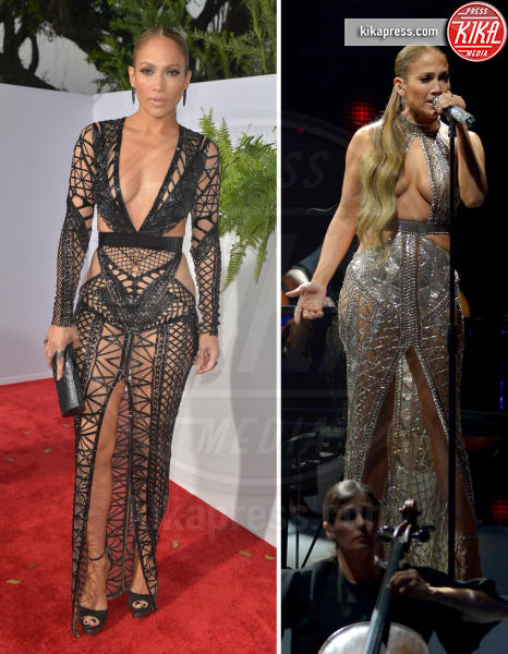 Jennifer Lopez - Miami - 29-04-2017 - Billboard Latin Music Awards: J Lo cambia look, ma è sempre sexy