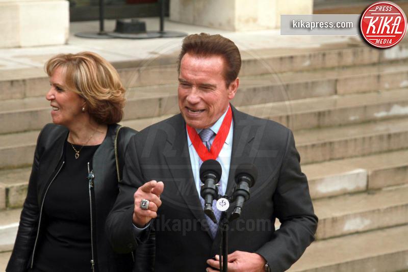 Arnold Schwarzenegger - Parigi - 28-04-2017 - Hollande conferisce la Legion d'Onore ad Arnold Schwarzenegger