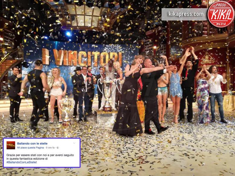 Ballando con le stelle, Milly Carlucci - Roma - 30-04-2017 - Ballando con le stelle: ha vinto Oney Tapia