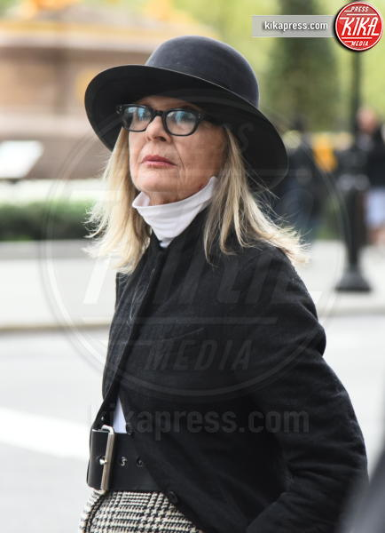 Diane Keaton - Manhattan - 27-04-2017 - Diane Keaton shock: