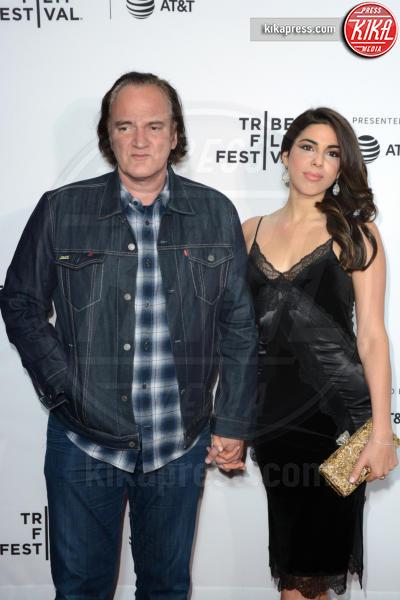 Courtney Hoffman, Quentin Tarantino - New York - 29-04-2017 - Quentin Tarantino: ecco chi sarà il suo Charles Manson