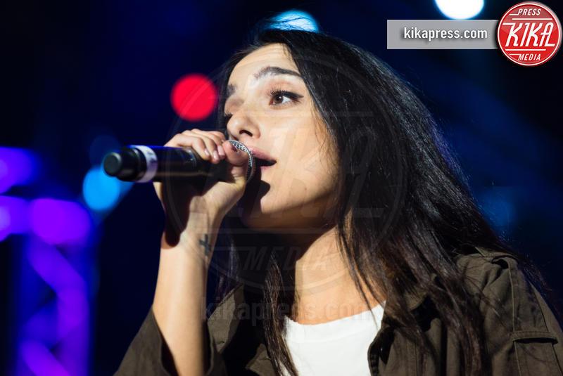 Levante - Roma - 01-05-2017 - X Factor 11: Chiara Ferragni sul tavolo dei giudici