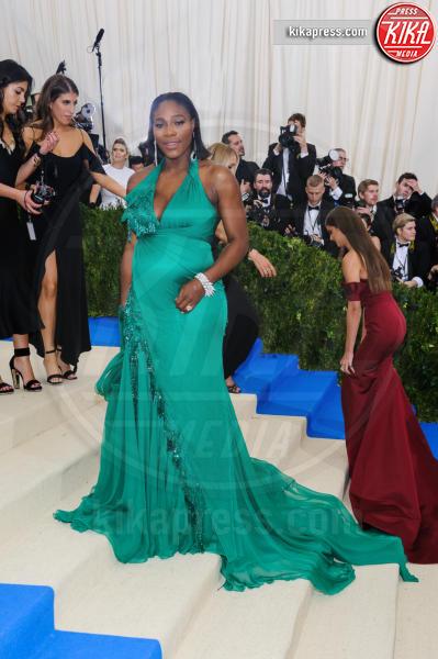 Serena Williams - New York - 02-05-2017 - Met Gala: Rihanna la più eccentrica, loro le più sexy