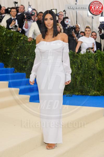 Kim Kardashian - New York - 02-05-2017 - Met Gala: Rihanna la più eccentrica, loro le più sexy