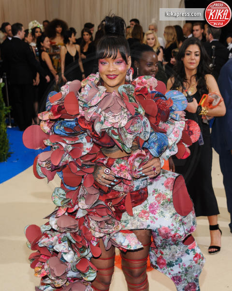 Rihanna - New York - 02-05-2017 - Met Gala: Rihanna la più eccentrica, loro le più sexy