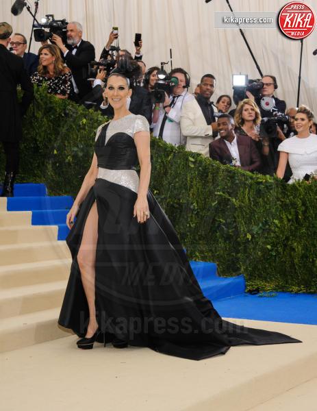 Celine Dion - New York - 02-05-2017 - Met Gala: Rihanna la più eccentrica, loro le più sexy