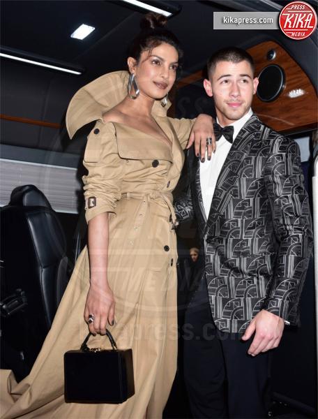 Priyanka Chopra, Nick Jonas - New York - 01-05-2017 - Met Gala: Rihanna la più eccentrica, loro le più sexy