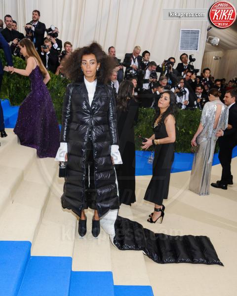 Solange Knowles - New York - 02-05-2017 - Met Gala: Rihanna la più eccentrica, loro le più sexy