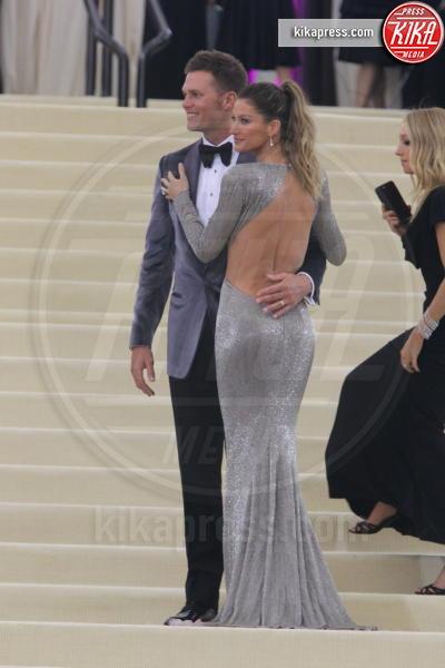 Giselle Bundchen, Tom Brady - New York - 01-05-2017 - Met Gala: Rihanna la più eccentrica, loro le più sexy