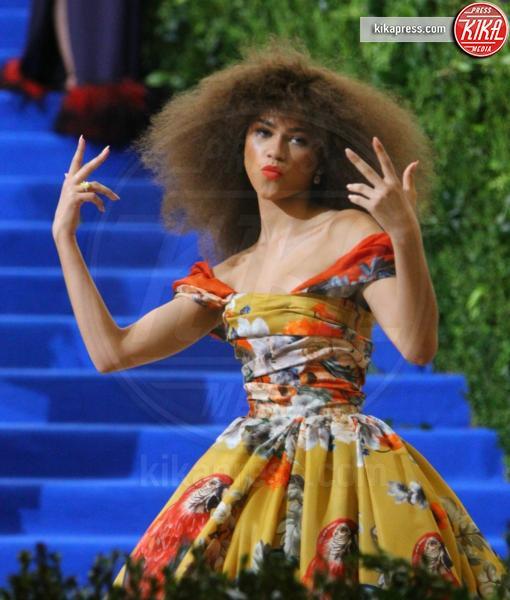 Zendaya - New York - 01-05-2017 - Met Gala: Rihanna la più eccentrica, loro le più sexy