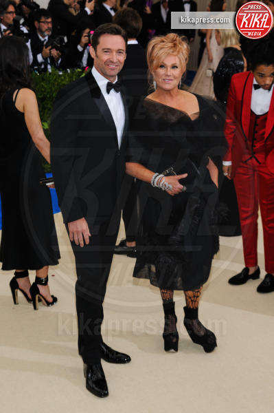 Deborra Lee Furness, Hugh Jackman - New York - 02-05-2017 - Cruz-Bardem & co: gli amori più romantici dello showbiz