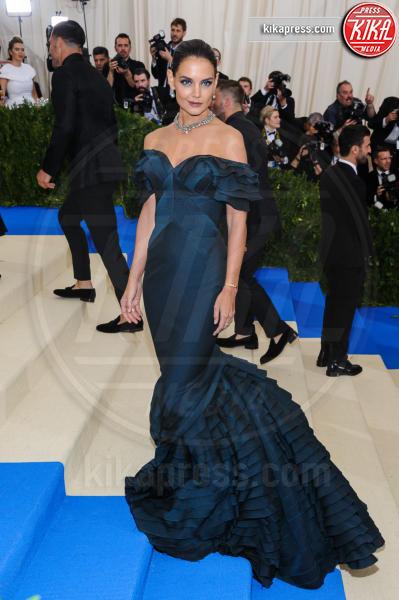Katie Holmes - New York - 02-05-2017 - Met Gala: Rihanna la più eccentrica, loro le più sexy