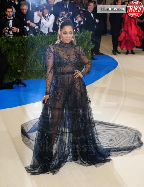 LaLa Anthony - New York - 02-05-2017 - Met Gala: Rihanna la più eccentrica, loro le più sexy