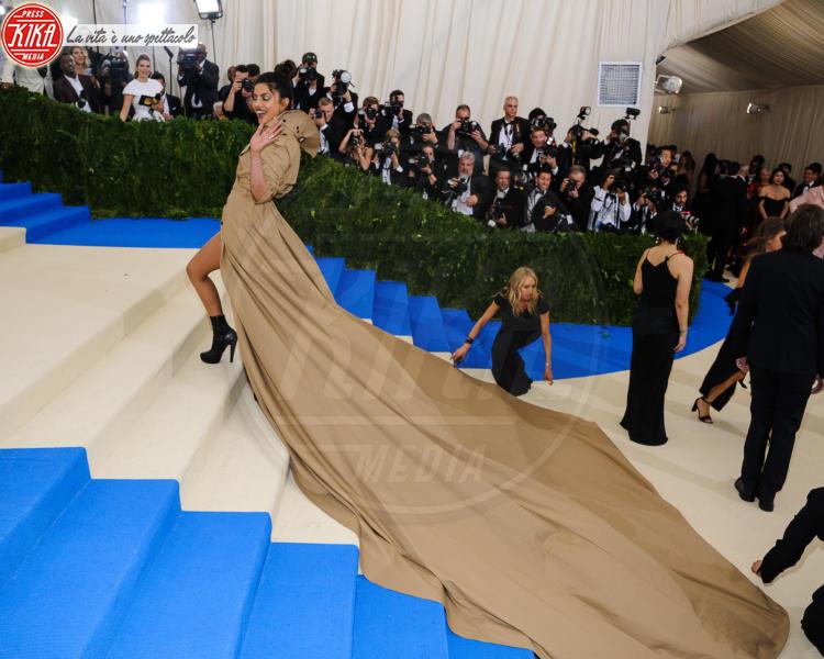 Priyanka Chopra - New York - 02-05-2017 - Met Gala: Rihanna la più eccentrica, loro le più sexy