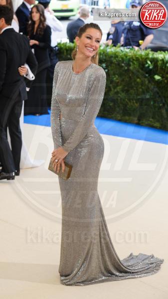 Giselle Bundchen - New York - 02-05-2017 - Met Gala: Rihanna la più eccentrica, loro le più sexy