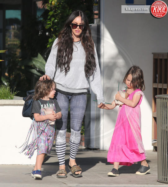 Noah Green, Bodhi Ransom Green, Megan Fox - 01-05-2017 - Brian Austin Green:
