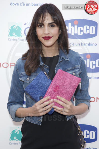 Rocio Munoz Morales - Milano - 03-05-2017 - Rocio Munoz Morales madrina del nuovo Chicco di felicità 2017