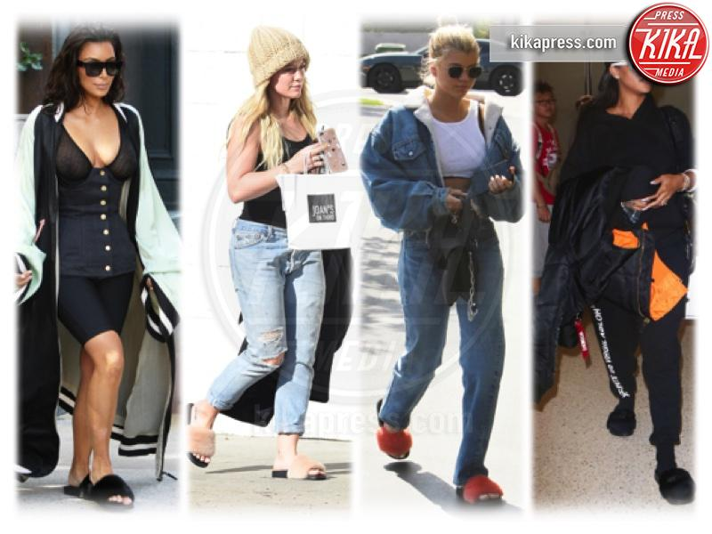 Sophia Richie, Kim Kardashian, Rihanna, Hilary Duff - 03-05-2017 - Chiara Ferragni e Gigi Hadid cercano il pelo... nelle pantofole!