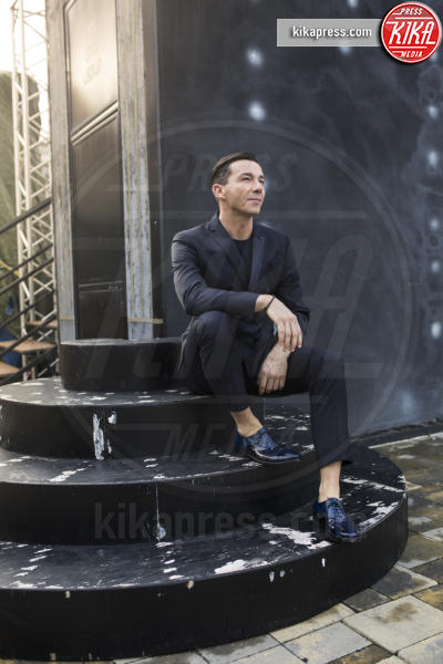 Diego Passoni - Roma - 04-12-2016 - Diego Passoni condurrà l'Eurovision Song Contest 2017