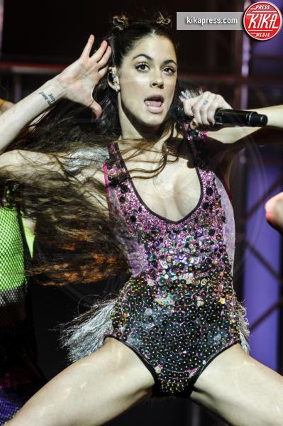 Martina Stoessel - Bruxelles - 03-05-2017 - Martina Stoessel in concerto: Violetta è sempre più sexy