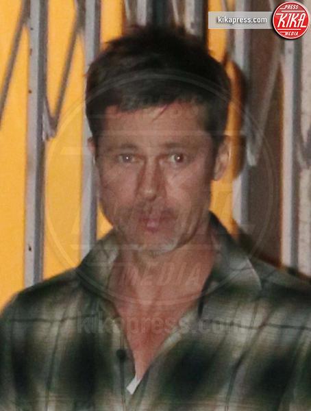 Brad Pitt - Los Angeles - 30-04-2017 - Brad Pitt, il divorzio lo ha rovinato: ora è magro e scavato