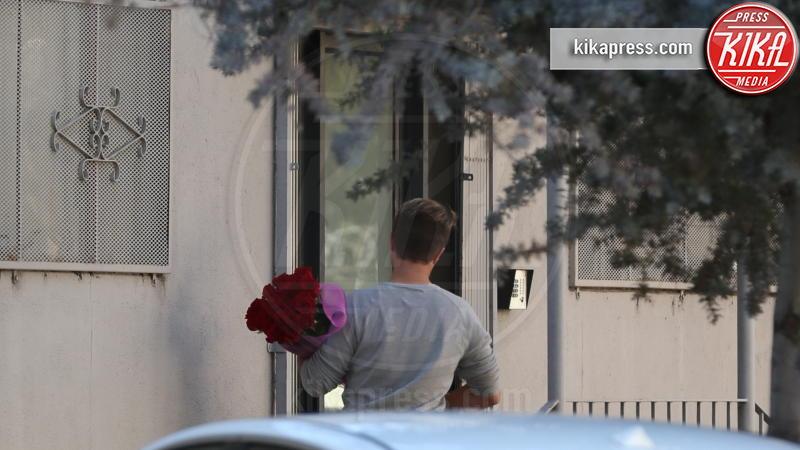 Thomas Houseago - Los Angeles - 30-04-2017 - Brad Pitt, il divorzio lo ha rovinato: ora è magro e scavato