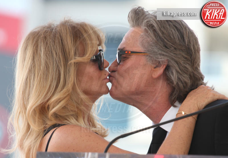 Kurt Russell, Goldie Hawn - Hollywood - 04-05-2017 - Cruz-Bardem & co: gli amori più romantici dello showbiz