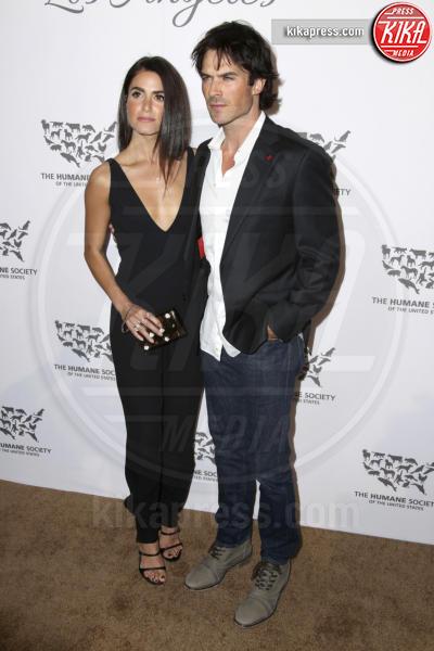 Ian Somerhalder, Nikki Reed - Los Angeles - 07-05-2016 - Fiocco rosa per Ian Somerhalder e Nikki Reed: benvenuta Soleil!