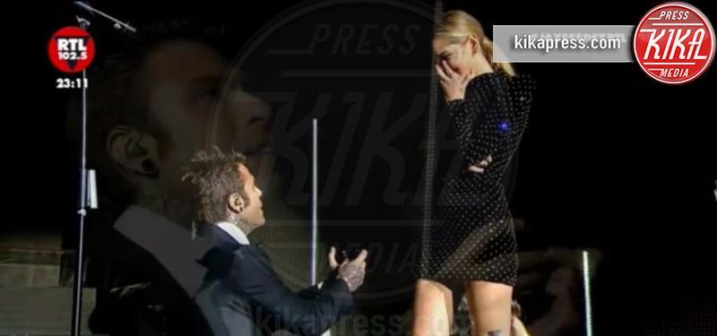 Fedez, Chiara Ferragni - Verona - X Factor 11: Chiara Ferragni sul tavolo dei giudici