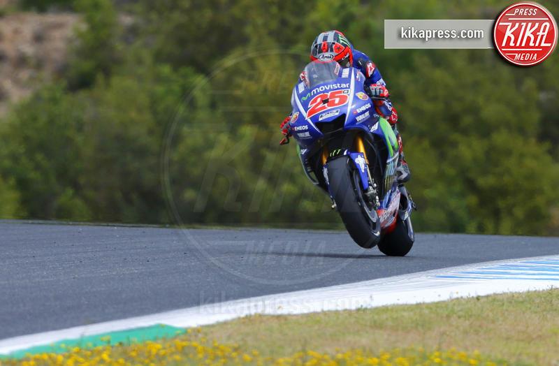 GP Spagna - Jerez de la Frontera - 05-05-2017 - È tempo del GP di Spagna: Valentino Rossi al comando